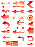 Arrows Royalty Free Stock Photos