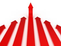 Arrows Royalty Free Stock Images