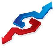 Arrows Stock Photography