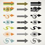 Arrows royalty free illustration