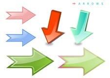 Arrows Stock Image