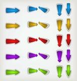 Arrows 3D Stock Photos
