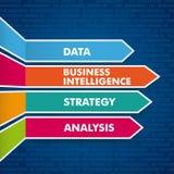 Arrows Business Intelligence Digital Stock Photography