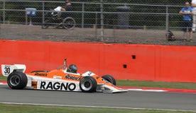Arrows A4 Classic Formula 1 Grand Prix Car Royalty Free Stock Photos