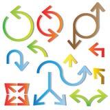 Arrows Royalty Free Stock Photos