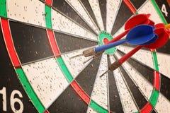 Arrows darts Royalty Free Stock Photo