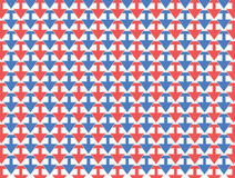 Arrows down pattern Royalty Free Stock Photo