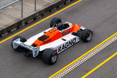 Arrows A4 F1 car Royalty Free Stock Images