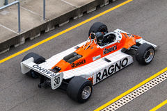 Arrows A4 F1 car Stock Images