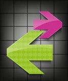 Arrows icon Royalty Free Stock Photo