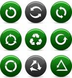 Arrows  icons. Royalty Free Stock Photos
