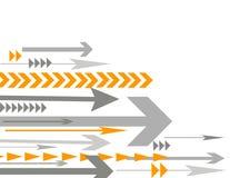 arrows illustra lots Στοκ φωτογραφία με δικαίωμα ελεύθερης χρήσης