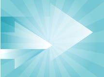 Arrows illustration vector illustration