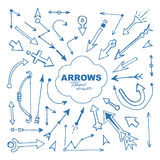 Arrows pack Stock Photo