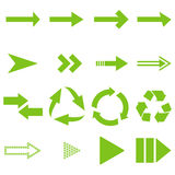 Arrows. Pointers, arrow icon. Flat design vector illustration vector vector illustration