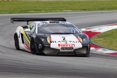 Arrows racing merdeka endurance race malaysia Stock Images