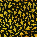 Arrows. Seamless pattern. Stock Photo