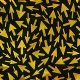 Arrows. Seamless pattern. Stock Photo