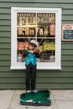 Arrowtown, Νέα Ζηλανδία - 23 Απριλίου 2016: Στοκ Φωτογραφία