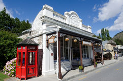 Arrowtown - Νέα Ζηλανδία Στοκ φωτογραφία με δικαίωμα ελεύθερης χρήσης