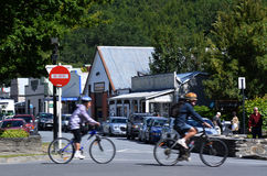 Arrowtown - Νέα Ζηλανδία Στοκ Φωτογραφία