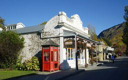 Arrowtown - Νέα Ζηλανδία Στοκ φωτογραφίες με δικαίωμα ελεύθερης χρήσης