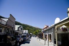 arrowtown Νέα Ζηλανδία Στοκ φωτογραφία με δικαίωμα ελεύθερης χρήσης