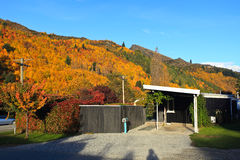 Free Arrowtown In South Island New Zealand. Royalty Free Stock Photography - 54287627