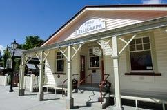 Arrowtown - la Nuova Zelanda Fotografia Stock Libera da Diritti