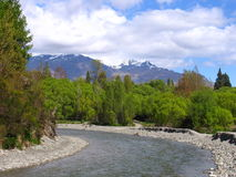 Arrowtown Landscape Royalty Free Stock Photos