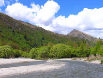Arrowtown Landscape Stock Image