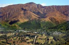 Arrowtown - le Nouvelle-Zélande Photo stock