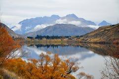 Arrowtown, Neuseeland Lizenzfreie Stockbilder