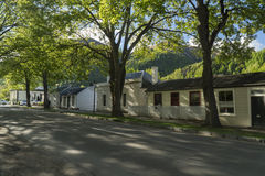 Arrowtown, New Zealand Royalty Free Stock Photos
