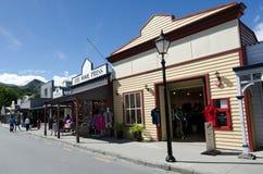 Arrowtown - Nieuw Zeeland Royalty-vrije Stock Foto