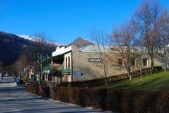 Arrowtown Nouvelle Zélande Photo stock