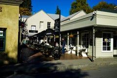 Arrowtown - Nueva Zelanda Fotografía de archivo