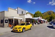 Arrowtown, Otago, Νέα Ζηλανδία Στοκ Εικόνα