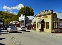 Arrowtown, Otago, Νέα Ζηλανδία Στοκ Εικόνες