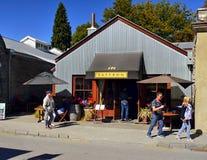 Arrowtown, Otago, Νέα Ζηλανδία Στοκ φωτογραφία με δικαίωμα ελεύθερης χρήσης