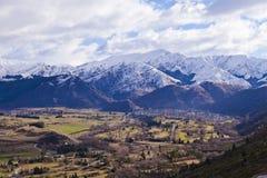 Arrowtown, South Island, New Zealand. Arrowtown, Central Otago, South Island, New Zealand Stock Photography