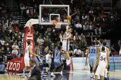 Arroyo López de NBA imagenes de archivo