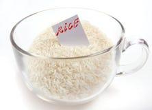 arroz foto de archivo libre de regalías