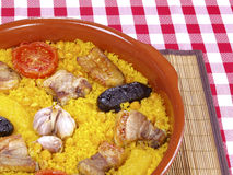 Free Arroz Al Horno – Oven Cooked Rice Stock Photos - 25617953