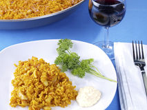 Arroz a Banda Stock Photos