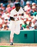 Arroz Boston Red Sox de Jim foto de archivo libre de regalías