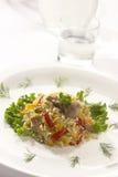 Arroz cocinado - risotto Imagen de archivo libre de regalías