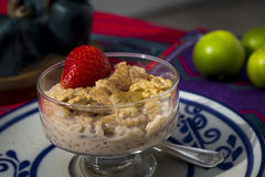 Arroz con leche Stock Photo