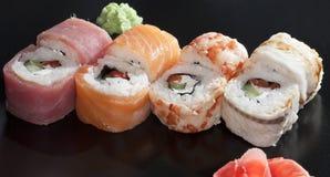 Arroz de sushi japonés Imagen de archivo