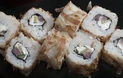 Arroz de sushi japonés Foto de archivo libre de regalías